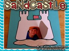 Free SUMMER SandCastle Activity!