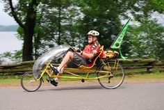 Recumbent Bicycle Plans