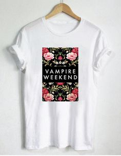 vampire weekend T Shirt Size S,M,L,XL,2XL,3XL