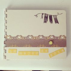 Álbum scrap Paper Envelopes