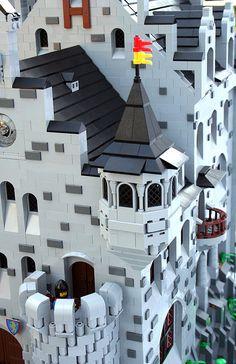Castle Rockenstein 5 by Rocko™, via Flickr