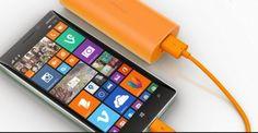 UNIVERSO NOKIA: Microsoft presenta il carica batteria portatile a ...