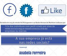 A sua empresa já está nas redes sociais?