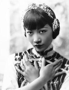 Anna May Wong, 1920's