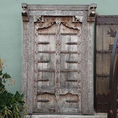 Antique door from Indo Pak