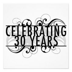 30ème Aniversary Rustique Faire Parts 30 Year Wedding Anniversary Pinterest Ideas Pas And Years