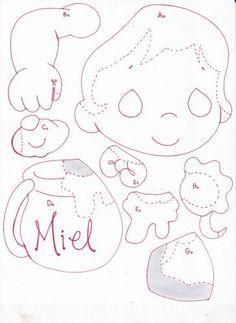 Precious Moments, Felt Crafts, Diy Crafts, 3d Paper, Paper Piecing, Paper Dolls, Puppets, Minions, Applique