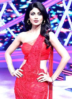 Shilpa Shetty on 'Nach Baliye 6'. #Fashion #Style #Bollywood #Beauty