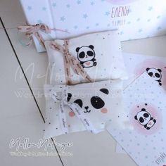 """Μπομπονιέρα πορτοφόλι """"Panda Girl"""" Gifts, Presents, Favors, Gift"""