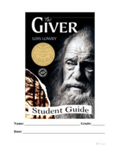 the giver chapter questions pdf