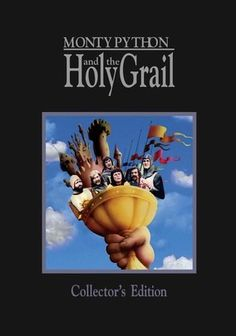 """Monty Python and the Holy Grail (1975) The Monty Python comedy clan skewers King Arthur and his knights of the round table as they quest far and wide for the Holy Grail in this inspired piece of lunacy that's utterly quotable -- particularly the bit involving knights who say """"Ni."""" John Cleese stands out as the Black Knight, who suffers gory, slow dismemberment at the hands of the mighty king himself yet maintains that """"It's just a scratch"""" after every whack."""