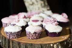 Wedding reception, cupcakes