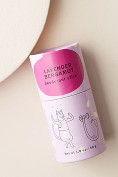 Formulated with gentle, skin-conditioning ingredients, this aluminum-free deodorant helps keep you feeling fresh all day. The best part? It comes in a biodegradable paper tube that composts within a year! Lavender Bergamot: a refreshing blend of lavender, bergamot, lemongrass, and a hint of peppermint. (FRESH) Rose Geranium: a baking soda-free option for those with sensitive skin, with floral notes of rose and geranium. (FLORAL) Grapefruit: a baking soda-f #BakingSodaForHair Baking Soda For Hair, Baking Soda Shampoo, Baking Soda Uses, Dry Shampoo, Clarifying Shampoo, Hair Shampoo, Deodorant, Rose Geranium Oil, Lemongrass Oil