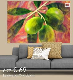 Neu in meiner Galerie bei OhMyPrints: grüne Oliven