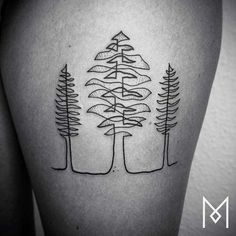Share Tweet Pin Mail From majestic redwoods to picturesque cherry blossoms, trees have been a popular tattoo choice among both men and women. There's something ...