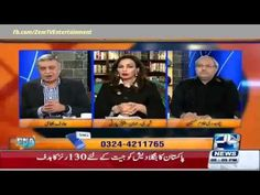 DNA Latest Pakistani Talk Show on 3 March 2016