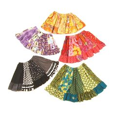 Chanana Designs Quilters Quarters Skirt Pattern Size 5-8 from @fabricdotcom  This adorable skirt pattern contains detailed instructions and pattern pieces to create a girls' size 5, 6, 6x, or 7/8 ruffled skirts. Quilting cotton recommended.<br><a href=http://d2d00szk9na1qq.cloudfront.net/Images/PDF/SB-604.pdf>Click here for pattern back.</a> <br>
