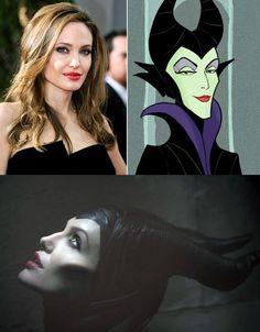 Esse ano os filmes das princesas estão em alta.  A Disney começou a produção de Maleficent, que vai contar a história de A Bela Adormecida, só que do ponto de vista da vilã Malévola, que será interpretada por Angelina Jolie.   O lançamento está previsto para 14 de março de 2014.