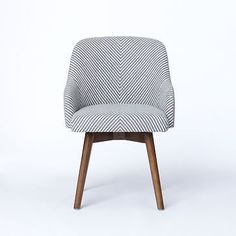 Saddle Swivel Office Chairs - west elm