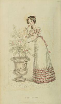 1822 - Ackermann's Repository Series 2 Vol 14 - September Issue