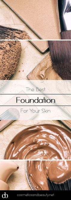 Use Foundation To Create A Soft, Even Skin Tone. Search For Hydrating Foundations Here.