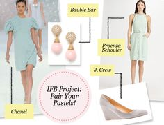 Our pastel inspiration for this week's IFB Project: http://bit.ly/wOXwT2