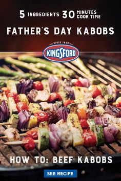 Shish Kabobs, Beef Kabobs, Kebabs, Skewers, Grilling Recipes, Gourmet Recipes, Beef Recipes, Chicken Recipes, Recipies