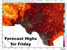 Rain and Storm Chances Increase in Western Texas Tomorrow has been published at http://texasstormchasers.com/?p=44609. #txwx