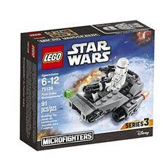 [Amazon Canada]LEGO Star Wars First Order Snowspeeder 2$ http://www.lavahotdeals.com/ca/cheap/amazon-canadalego-star-wars-order-snowspeeder-2/209666?utm_source=pinterest&utm_medium=rss&utm_campaign=at_lavahotdeals
