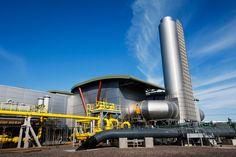Langage Power Station - Centrica 895MW CCGT