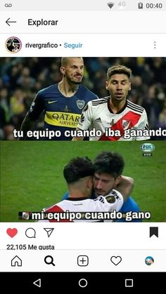 👏👏👌👍 Lgbt, Madrid, Carp, Grande, Love Thoughts, Frases, Football Memes, Common Carp