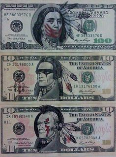 native american dollar