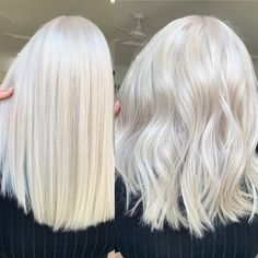 Straight & Curls I'm obsessed either way ?❤️ Straight & Curls I'm obsessed either way ? Baby Blonde Hair, Blonde Hair Looks, Platinum Blonde Hair, Bleach Blonde Hair, Blonde Curls, Curls Hair, Cream Blonde Hair, Light Blonde Hair, Ash Blonde
