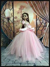 """PKPP-643 Tonner Ellowyne Princess Evening Gown dress outfit dolls 16"""""""