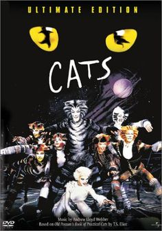 "Musical ""Cats"", composed by Andrew Lloyd Webber with catchy lyrics from T.S. Eliot is amazing for people who like cats. It's the second longest running musical of Broadway. If you are looking for a name for your newly adopted cat, this musical will surely help you a lot;)"