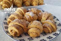 Cevizli Tarçınlı Rulo kurabiye Tarifi Ramadan, Turkish Recipes, Desert Recipes, Cake Cookies, Muffin, Food And Drink, French Toast, Snacks, Meals