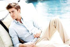 gorgeous man.