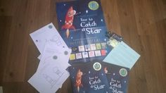How to catch a star review and giveaway