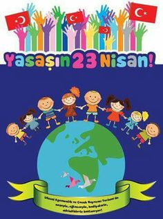 Kindergarten Logo, Kindergarten Projects, World Bulletin Board, Preschool Bulletin Boards, Logo Inspiration, Kids Church Rooms, International Children's Day, Classroom Charts, Puppet Crafts