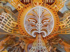 Whakawhiti te Ra...maori sun god