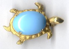 Turtle Pin  Sold