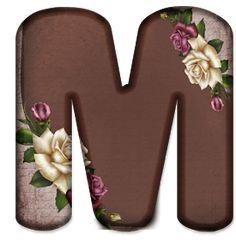Alphabet Letters Design, Flower Alphabet, Floral Font, Minnie Png, Name Art, First Holy Communion, Letters And Numbers, Lettering Design, Flower Art