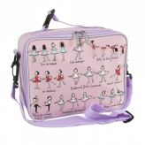 Ballet insulated lunch bag