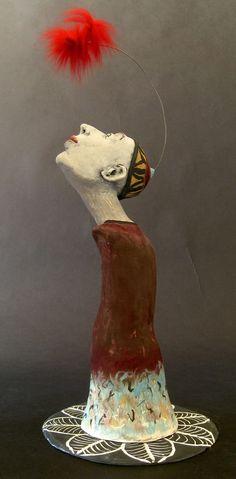 Portfolio -    gretel boose -ceramic and mixed-media art