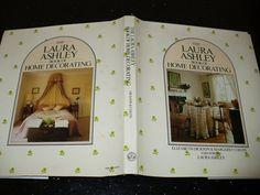 Vintage Book Laura Ashley Home Decor 200 Color by designfinder, $12.00