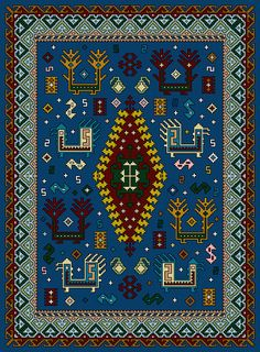 Quilt Block Patterns, Pattern Blocks, Quilt Blocks, Embroidery Patterns, Cross Stitch Patterns, Couture Embroidery, Afghan Rugs, Kids Party Games, Floral Rug
