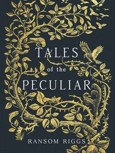 If you are in love with Ransom Riggs' books about peculiars, then you will have to pick up  Tales of the Peculiar  on your way home today!  ...