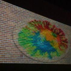 Offthewallgallery.com.au is shaping up. #Newtown #InnerWest #Marrickville #art #lightgraffiti #graffiti #painting #video