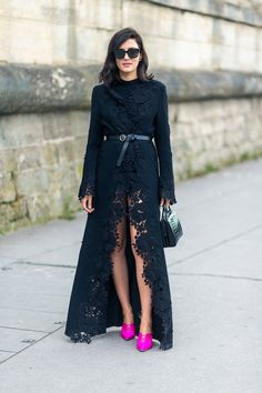 Oui Oui! Style from the Streets of Paris Fashion Week