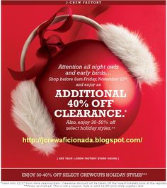 Image result for holiday email jcrew